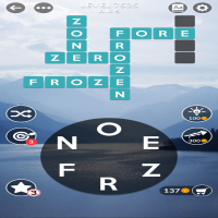 Wordscapes level 7525