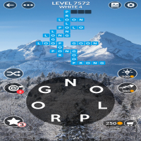 Wordscapes level 7572