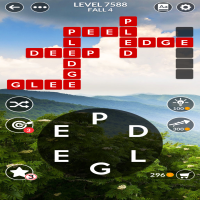 Wordscapes level 7588