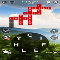 Wordscapes level 7599