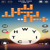 Wordscapes level 7660