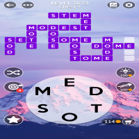 Wordscapes level 7673