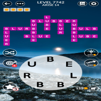 Wordscapes level 7742