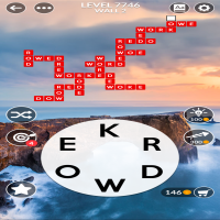 Wordscapes level 7746