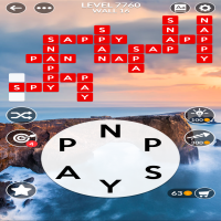 Wordscapes level 7760