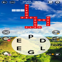 Wordscapes level 7846