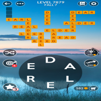 Wordscapes level 7879