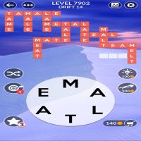 Wordscapes level 7902