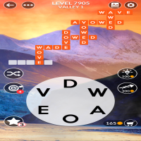 Wordscapes level 7905