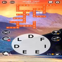 Wordscapes level 7907