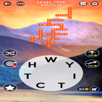 Wordscapes level 7918