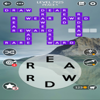 Wordscapes level 7925