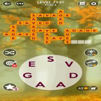 Wordscapes level 7937