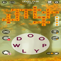Wordscapes level 7938