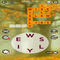 Wordscapes level 7939