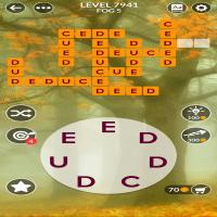 Wordscapes level 7941