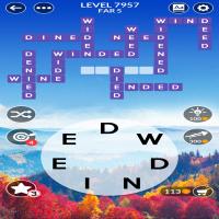 Wordscapes level 7957