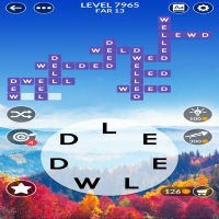 Wordscapes level 7965