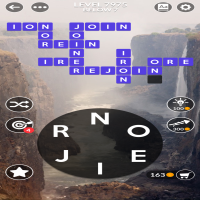 Wordscapes level 7975