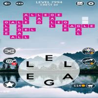Wordscapes level 7994
