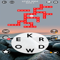 Wordscapes level 8004