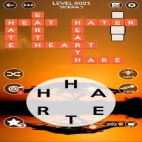 Wordscapes level 8021