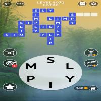 Wordscapes level 8072