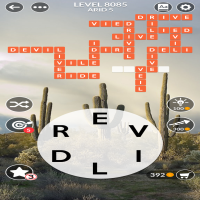 Wordscapes level 8085