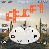 Wordscapes level 8086