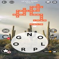 Wordscapes level 8088
