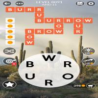 Wordscapes level 8091