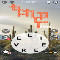 Wordscapes level 8093