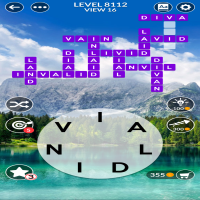 Wordscapes level 8112