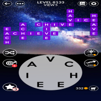 Wordscapes level 8133