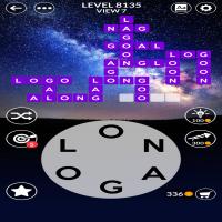 Wordscapes level 8135