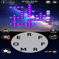 Wordscapes level 8136