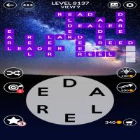Wordscapes level 8137