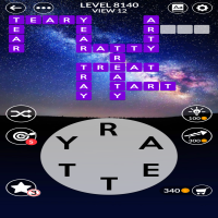 Wordscapes level 8140