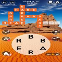 Wordscapes level 8153