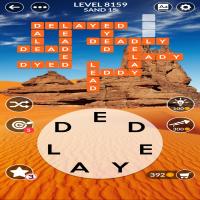 Wordscapes level 8159