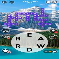 Wordscapes level 8183