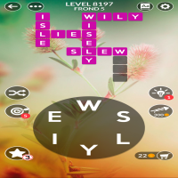 Wordscapes level 8197