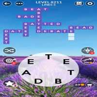Wordscapes level 8211