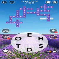 Wordscapes level 8218