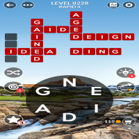 Wordscapes level 8228
