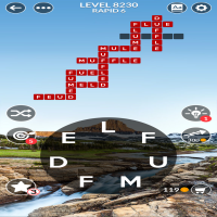 Wordscapes level 8230