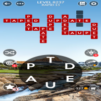 Wordscapes level 8237
