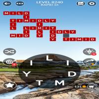 Wordscapes level 8240