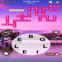 Wordscapes level 8241