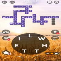 Wordscapes level 8297